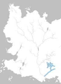 Mapa río Volaena