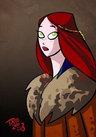 Archivo:Sansa Stark by The Mico©.jpg