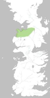 Mapa Bosque de los Lobos