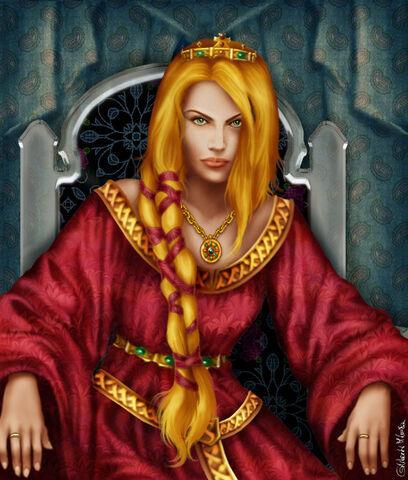 Archivo:Cersei by M.Luisa Giliberti©.jpg