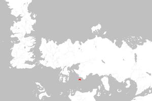 Mapa Ghaen