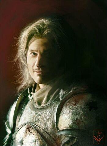 Archivo:Jaime Lannister by Anja Dalisa©.jpg