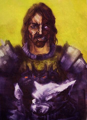 Archivo:The Hound by ~acazigot©.jpg