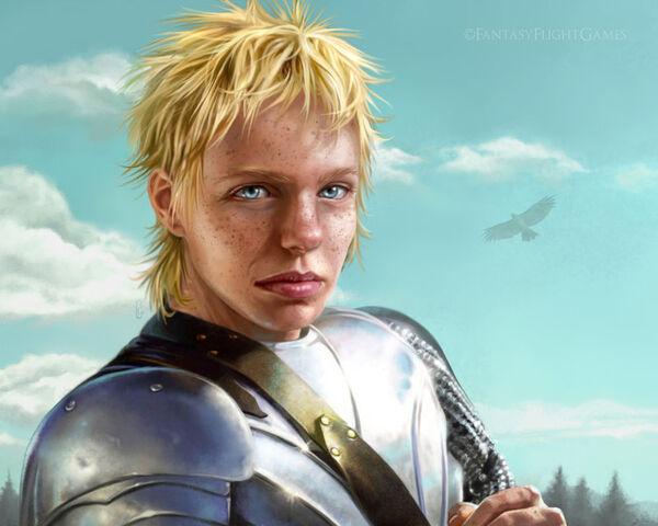 Archivo:Brienne de Tarth by quickreaver©.JPG