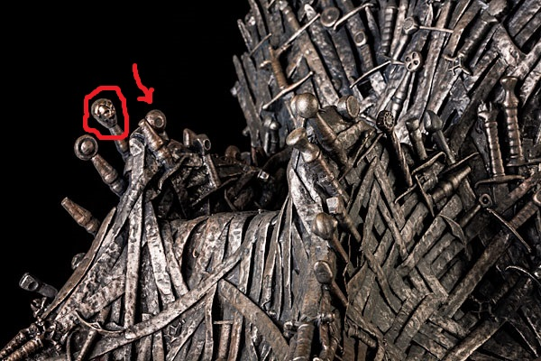 Archivo:F0ba game of thrones throne replica detail.jpg