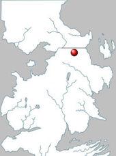Mapa Villa Topo