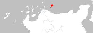 Mapa Isla Hacha