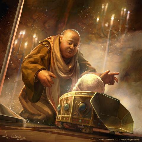 Archivo:Master Caleotte by Joshua Cairós, Fantasy Flight Games©.jpg
