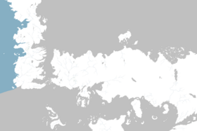 Mapa Mar del Ocaso