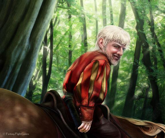 Archivo:Tyrion Lannister by Tiziano Baracchi, Fantasy Flight Games©.jpg