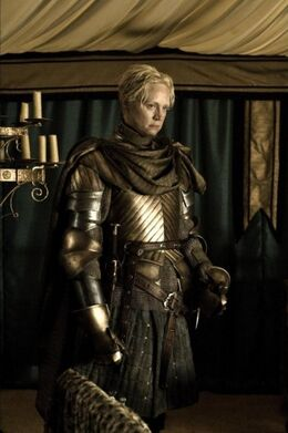 Brienne de Tarth HBO