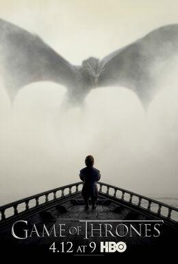 Afiche promocional Temporada 5 GoT HBO
