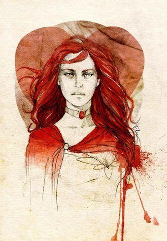 Archivo:Melisandre by Elia Mervi©.jpg
