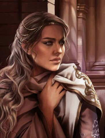 Archivo:A Lyseni noblewoman by Magali Villeneuve©.jpg