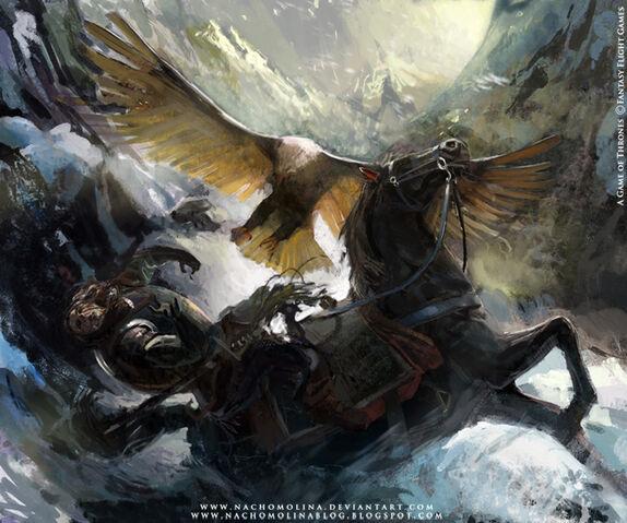 Archivo:Orell el Águila by Nacho Molina, Fantasy Flight Games©.jpg