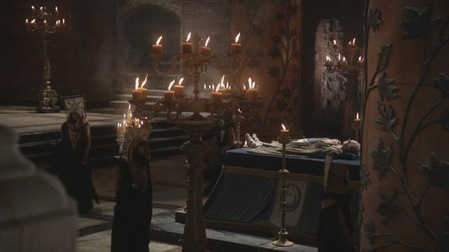 Archivo:Velatorio Jon Arryn HBO.jpg