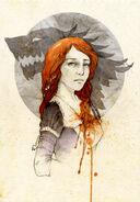 Sansa Stark joven by Elia Mervi©