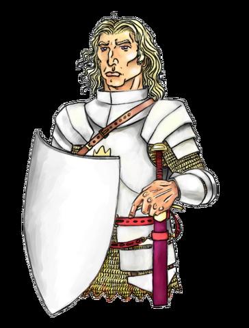 Archivo:Aemon Targaryen by Oznerol-1516©.png