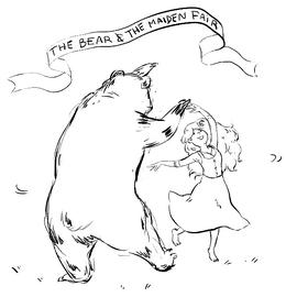 The Bear and the Maiden Fair by Juliana P©