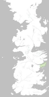 Mapa Punta Zarpa Rota