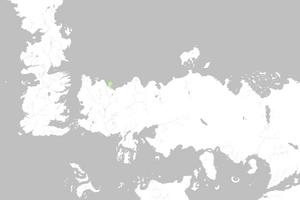Mapa El Hacha