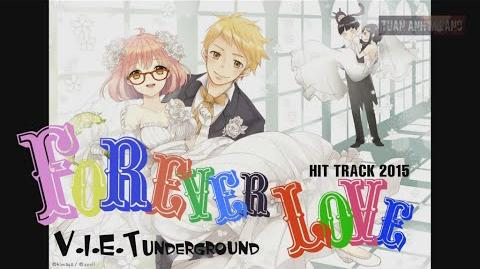 Forever Love - LK ft Andree ft BigDaddy ft Karik... AMV Kara