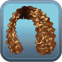 THICK CURLY (BROWN)