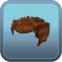 SPIKED WINDSWEPT (BROWN)