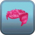 SPIKED WINDSWEPT (PINK)