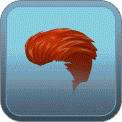 POMPADOUR (RED)