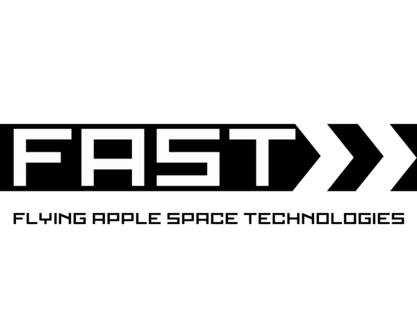 File:Flying Apple Wordmark.png