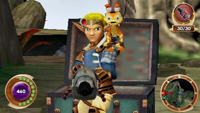 Jak-daxter-lost-frontier-level 107c