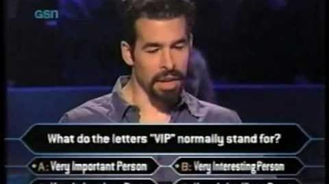 Who Wants to be a Millionaire 7 9 00 FULL SHOW