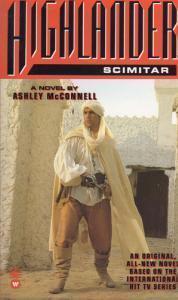 Highlander scimitar