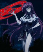 Rias magic circle