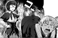 Saji's punishment