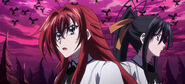 Rias and Akeno Outnumbered