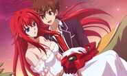 Rias and Issei ending part 1