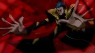 Zephyrdor attacking