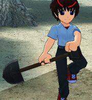 Keiichi shovel