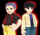 Das Okinomiya Polizei Ermittler Team