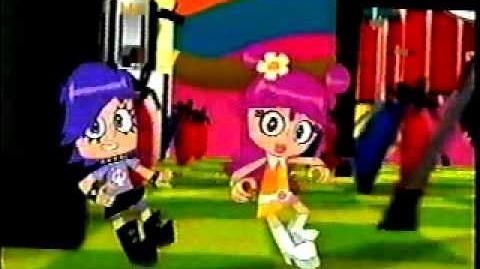 Hi Hi Puffy Ami Yumi Commercial