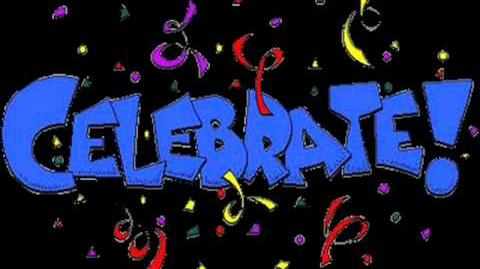 Celebrate Good Times... Come on!!!