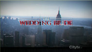 The wedding bride