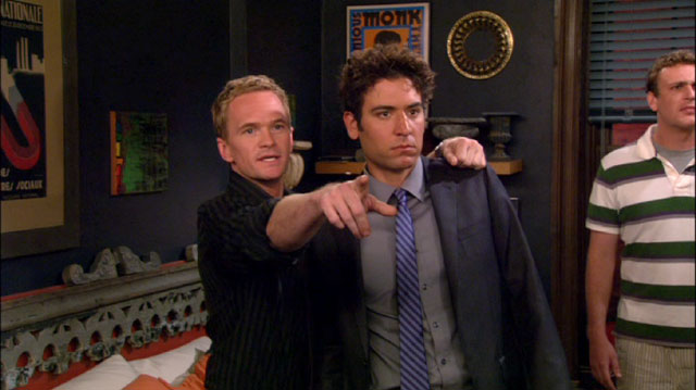 How I Met Your Mother Friends Episode : Ted and barney how i met your mother wiki fandom