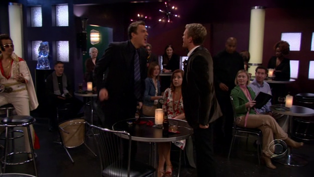 File:Marshall and Barney fighting for Ted's bestfrienship.png