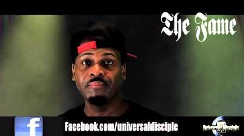 Positive rap - Universal Disciple - The Fame - Official Video - Mixtape 7