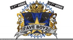7 Ave Boyz records