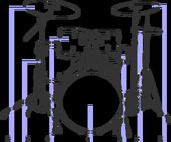 Drum Kit elements