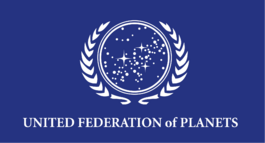 Flag of the United Federation of Planets